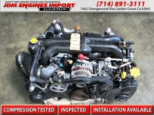 Subaru Forester Xt Turbo Engine Jdm Ej20x Rep 2 5l 04 05 06 Dual Avcs