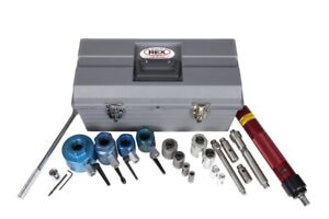 Wheeler rex 8300 Hot Tapping System 3 4 1 For Bspt Steel Copper