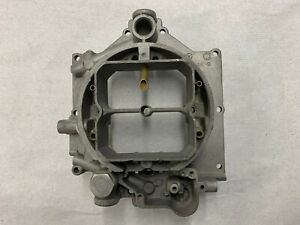 1956 Chevy Corvette Dual Quad Carter Wcfb Lid 6 1114 Secondary Carb 2419s