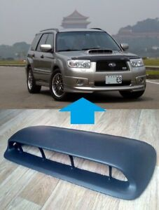 For Subaru Forester Sti Style Hood Scoop High Bucket 2003 2007my Sg5 Sg9