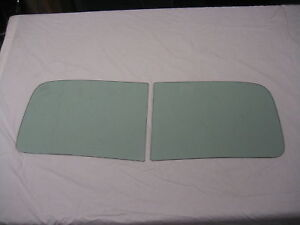 1937 1938 1939 Ford Convertible Windshield Glass New Tinted