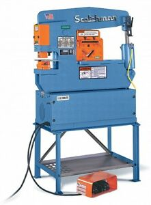 New Scotchman Porta fab 45 Ton Ironworker