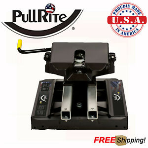 Pullrite Traditional Series 16k 5th Wheel Hitch Rail Kit 99 16 Ford Superduty