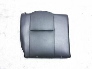 2005 2006 Acura Rsx Rear Passenger Seat Top Portion Black Leather