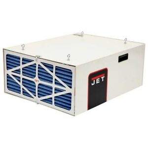 Jet 708620b Afs 1000b 1000 Cfm Air Filtration System 3 speed With Remote