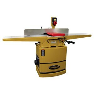 Powermatic 1610086k 60hh 8 Jointer 2hp 1ph 230v Helical Head