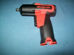 New Snap on Lithium Ion Ct761aodb 14 4volt 3 8 Drive Cordless Impact Wrench