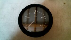 Vdo Siemens 3331105 International Tachometer Gauge 4000 Rpm 24v Free Shipping