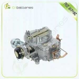 New Two 2 Barrel Carburetor Carb 2100 For Ford 400 302 351 Cu Jeep Engine 2150