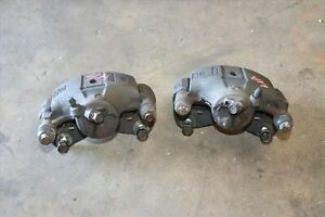 Jdm 95 00 Toyota Levin Ae111 Oem Front Brake Calipers 4age Black Top 6 Speed