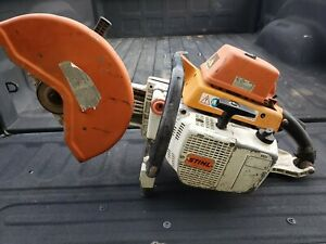 Stihl Ts 760 14 Concrete Cut Off Saw