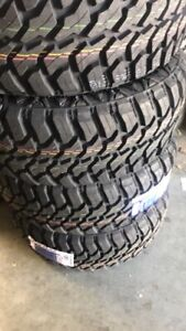 4 New 35x12 50r15 Crossleade Mud Tires 35125015 35 12 50 15 M t Mt 3512 5015 R15