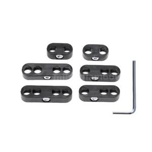 For Chevy For Ford Mopar 7mm 8mm Spark Plug Wire Separators Dividers Looms
