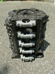 1969 Big Block Chevy Bbc 396 375hp 4 Bolt Block 3955272 272 C 21 9 Standard Bore