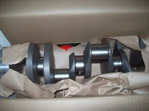 Scat 4 350 3875 600 Chevy 4340 Forged Crankshaft 3 875 Stroke For 1 Piece Seal