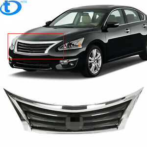 Grill Assembly For 2013 2015 Nissan Altima Grille