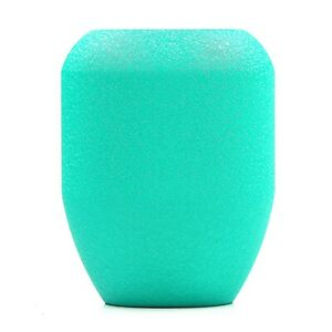 Ssco Wrinkle Tiffany Blue Tr 470 Grams Piston Shift Knob Weighted 12x1 25mm