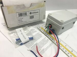 New In Box Ktp 24 Outdoor Power Supply 24vac 100va Ge Security Cyberdome