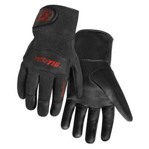 Steiner 0260 Pro series Ironflex Tig Kidskin Tig Welding Gloves Medium