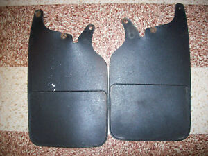 1989 1995 Toyota 4wd Hilux Pickup Pick Up Truck Front Mud Flaps