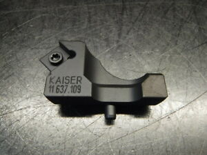 Kaiser Rough Boring Insert Cartridge 11 637 109 loc1275a