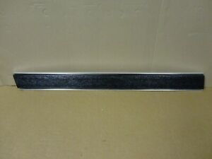 81 90 Dodge Ram Pickup Truck 8ft Bed Front Lower Trim Molding Passenger Side