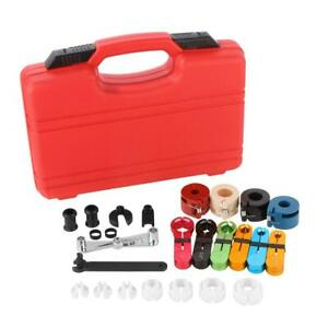 22pcs A c Fuel Transmission Line Disconnect Tools Kit For Ford Chevy Gm Car New