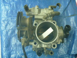 96 97 Honda Accord Acura Throttle Body Automatic Transmission Ex Lx Se Oem 2 2l