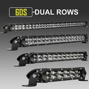 Autofeel Dual Row 32 20 14 Inch Led Work Light Bar Combo Atv Vs 52 42