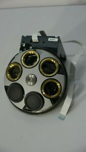 Carl Zeiss Inverted Microscope 6 Position Objective Nosepiece With Motor 424527