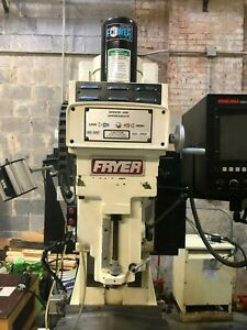 Fryer Mb 11 Cnc 3 Axis Bed Mill