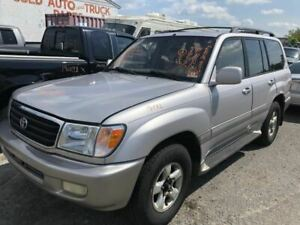 Rear Axle Without Differential Lock Locking Posi Fits 98 02 Land Cruiser 496167