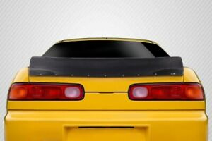 1994 2001 Acura Integra 2dr Carbon Creations Rbs Wing Spoiler Part 115512
