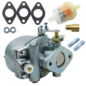 Quality Carburetor With Gaskets For Ford Tractor 501 541 601 611 631 641 310746