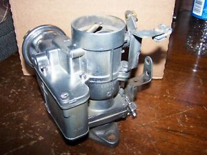 1952 1962 Willys Jeep Carter Yf Carburetor Original 951 Sa
