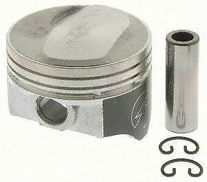 Speed Pro L2383f40 Forged Pistons 8 Pack Dome For Chevy 402 040
