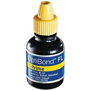 Optibond Fl One Prime primer Refill 8ml By Kerr Blow Out