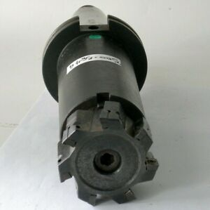 Iscar F90a d3 00 1 00 m Carbide Insert Type Shell Face Mill Lyndex Cat50 Arbor