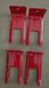 4 fork Style Wall Mount 5 10 20 Lb size Fire Extinguisher amerex Brackets new