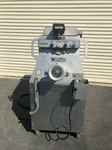 Hobart Mg2032 Heavy Duty Meat Mixer Grinder With Air drive Foot Switch 8 5 Hp