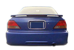 Duraflex Skyline Rear Bumper Cover 1 Piece For 1996 1998 Acura Tl 101704