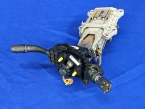 2010 2014 Ford Mustang Oem Steering Column Tilt W Key Blinker Assembly