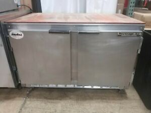 Beverage Air Ucr48a Undercounter Commrcial Refrigerator