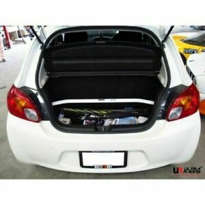 For Mitsubishi Mirage Hatchback 1 2 2012 Ultra Racing Rear Strut Bar With Acc