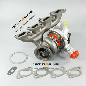 Turbo Charger For Chevy Cruze Sonic Trax Buick Encore Ecotec 1 4l A14net 2010