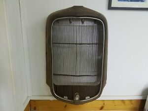 1932 Ford Grill And Shell Original Coupe Sedan Roadster Grille