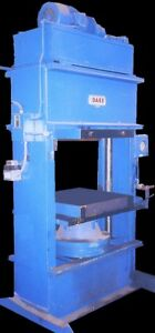 Dake 200 Ton Hydraulic Molding Post Press W Pump