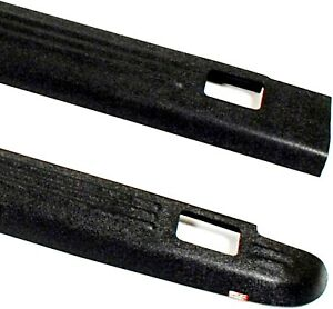 Auto Truck Bed Rail Caps 2pk W Stake Holes Fits Silverado 1999 2007 6 5ft Bed