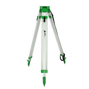 Adirpro Flat Head Green Aluminum Tripod Survey Contractor Laser Auto Level