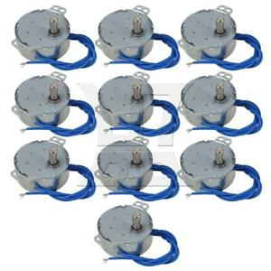 10pcs Ac110v Tyc 50 15 18rpm Shaft Non directional Synchronous Motor